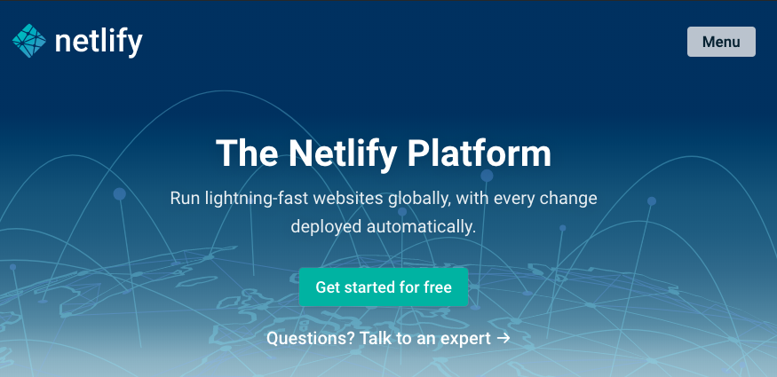 About Netlify